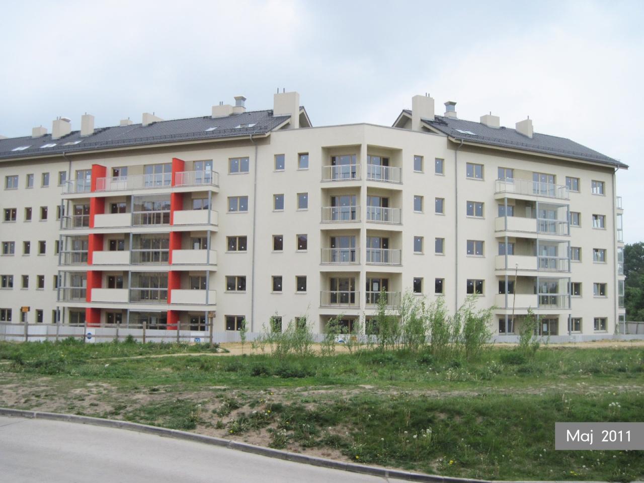 Kolorowe osiedle